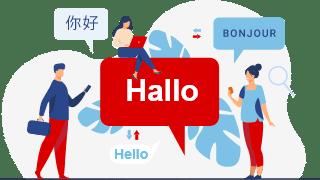 Mehr als 2 Sprachen